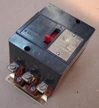 Автоматический выключатель АС-25-311