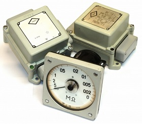 Мегаомметр М1628