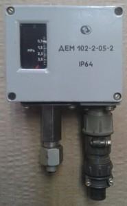 ДЕМ-102-2 датчик реле давления