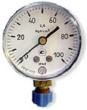 Манометр МП2-УУ2