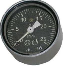 Манометр М-1-4С
