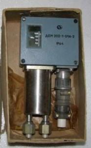 Реле давления ДЕМ-202-1-01-2