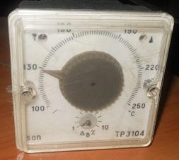 Терморегулятор ТРЭ-104 У3