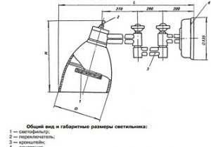 Светильник СС-350