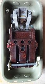 ПАЕ-322 пускатель магнитный