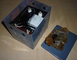 ТГ-1020 220В-10000В трансформатор розжига котла