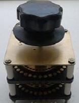 Переключатель ползунковый ПП-36-21
