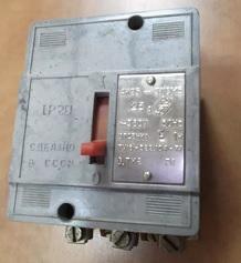 Выключатель АК-25-311
