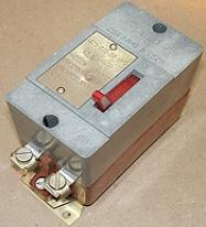 Выключатель АС-25-211