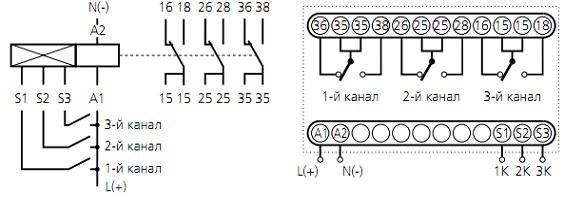 ВЛ-41М1 схема электрическая