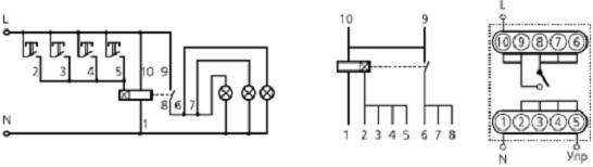 Реле времени ВЛ-31М схема подключения