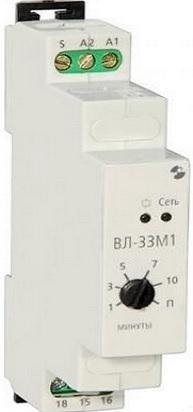 Реле времени ВЛ-33М1 лестничный выключатель