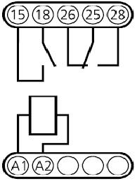 Реле времени ВЛ-55М1 схема подключения