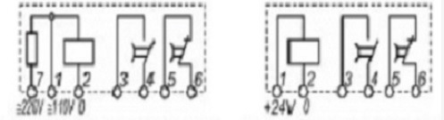 Реле времени ВЛ-69 схема подключений