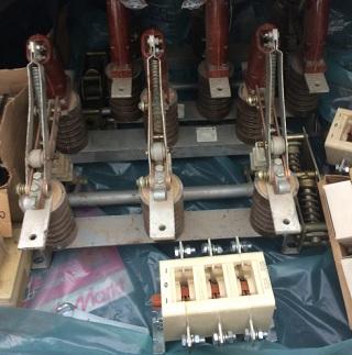 ВНБ-10-630-10з У3 выключатель нагрузки вакуумный