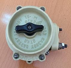 Т5-М выключатель судовой