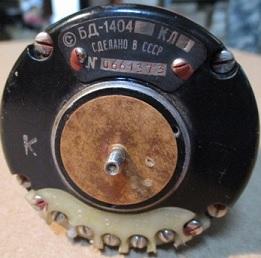 БД-1404-6 сельсин