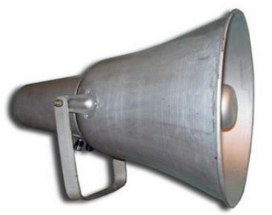 10-ГРД-IV-6 громкоговоритель рупорный