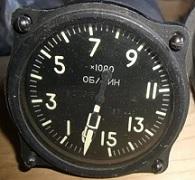 ТЭ-207 тахометр