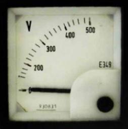 Вольтметр Е349М