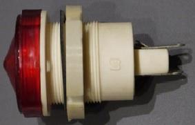АМЕ-321221 арматура светосигнальная красная