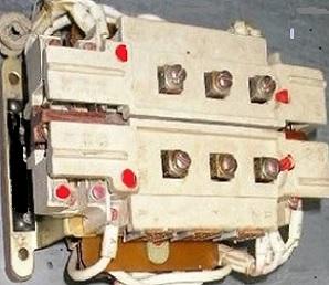 Контактор КНТ-163 МД