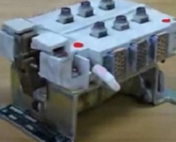 Контактор КНТ-375 МД