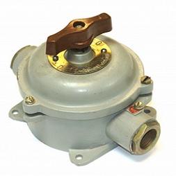 ГПВ 2-10 герметичный пакетный выключатель