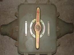 ГПВ 3-100 герметичный пакетный выключатель