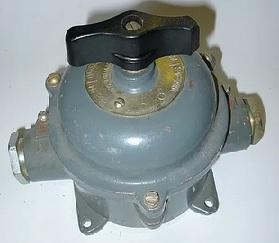 ГПВ 3-25 герметичный пакетный выключатель